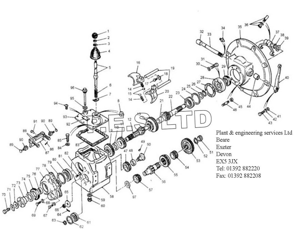barford dumper wiring diagram